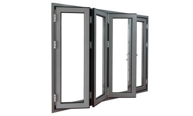 aluminum bifold door