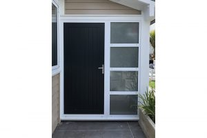 Latitude Door in a residential home