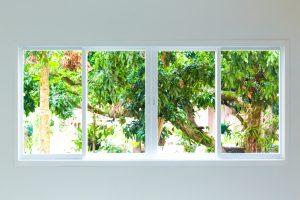 sliding windows bright light