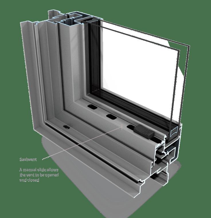 Passive Ventilation Panels